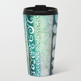 Dreamy Tribal Part VIII Travel Mug