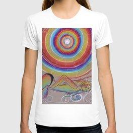 Rainbow Moon Vibrations T-shirt