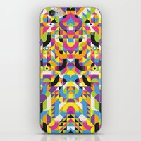 fifth harmony iPhone & iPod Skins featuring Harmony by Takeshi