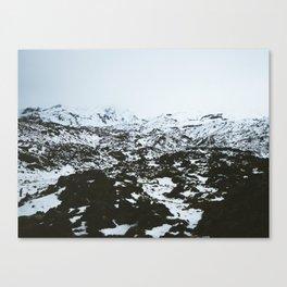 Mt Ruapehu Canvas Print