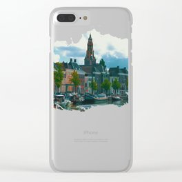 Groningen Clear iPhone Case
