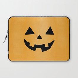 Happy Jack-O-Lantern Laptop Sleeve