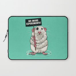 No more experiments! Laptop Sleeve