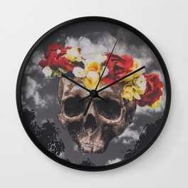 Death II Wall Clock