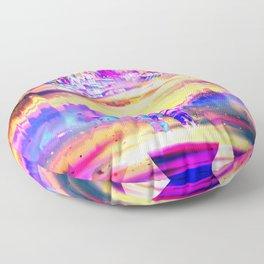 Artistic CV - New World Floor Pillow