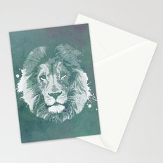 Lion's mark Stationery Cards