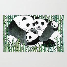 Noah's Ark - Panda Bear Rug