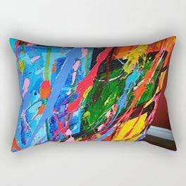 Almafi coast  Rectangular Pillow