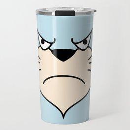 Cat Face 04 Design 04 Travel Mug