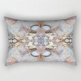 Blasting Creation (Mandala-esque #17b) Rectangular Pillow