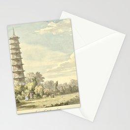 Pagoda at Kew Stationery Cards