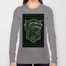 slytherin Long Sleeve T-shirt