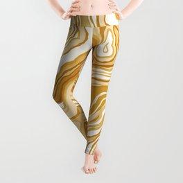 Golden Agate Leggings
