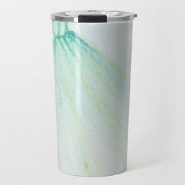 Not a real green dress - that's cruel Travel Mug