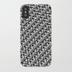 Black and White 3 Slim Case iPhone X