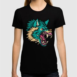 Cold Harsh Wolf T-shirt