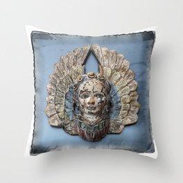 Angel of Grace Throw Pillow