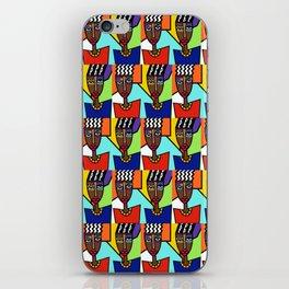 African Beauties  iPhone Skin