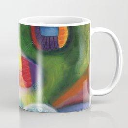 floating circles Coffee Mug