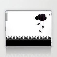 Birds and trees Laptop & iPad Skin