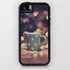 Happy Holidays Adventure Case iPhone (5, 5s)