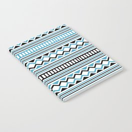 Tribal Scarf Notebook