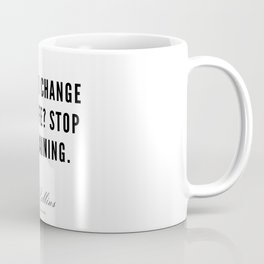 34 | Mel Robbins Quotes | 190802 Coffee Mug