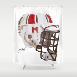 Maryland Bucket Shower Curtain