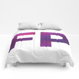 FALSE PERSPECTIV Comforters