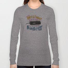 GROUNDHOGGIN' Y'ALL Long Sleeve T-shirt