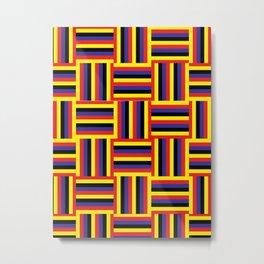 Lines everywhere #3 Metal Print
