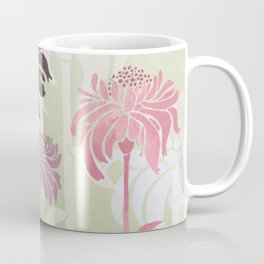 Inflorescence Coffee Mug