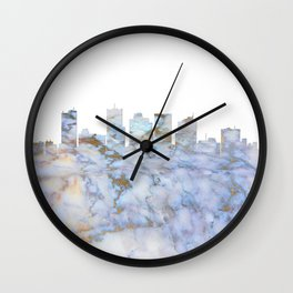 Phoenix Skyline Arizona Wall Clock