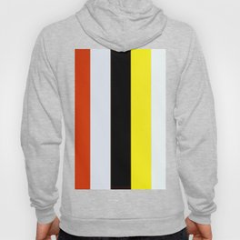 Ellsworth Kelly Red Yellow Blue White and Black Hoody