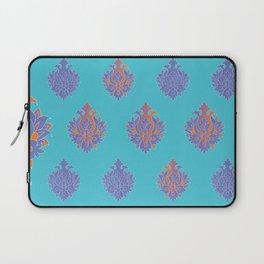 Shah-Abbasi Flower (Blue) Laptop Sleeve