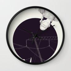 Served Wall Clock