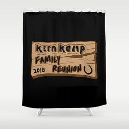 Kern Family Reunion 2018 Shower Curtain