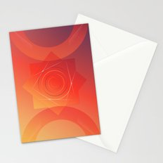 Wake up its morning Stationery Cards