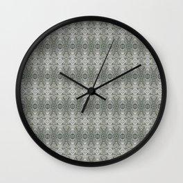 SnowVectors Wall Clock