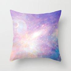 World Above Throw Pillow