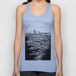 Abandoned to the Sun Unisex Tank Top