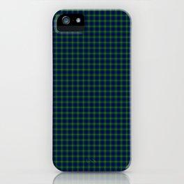 MacNeil Tartan iPhone Case