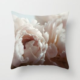 Joyful Unfolding Throw Pillow