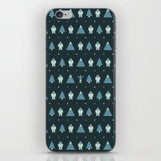Yeti Country iPhone & iPod Skin