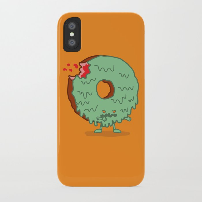 The Zombie Donut iPhone Case