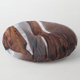 Woodley Forest Floor Pillow