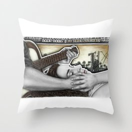 Is That Alright? Throw Pillow