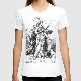 Johannes Gehrts Freya By Johannes Gehrts T-shirt