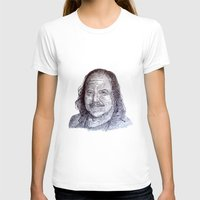 penis T-shirts featuring Ron Jeremy penis style by Florian Proust