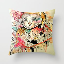 Once Upon Throw Pillow